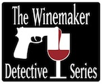 The Winemaker Detective series logo