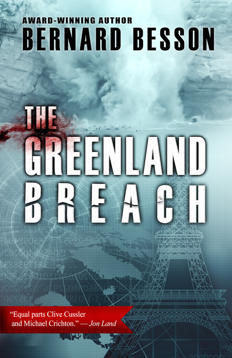 The Greenland Breach cover