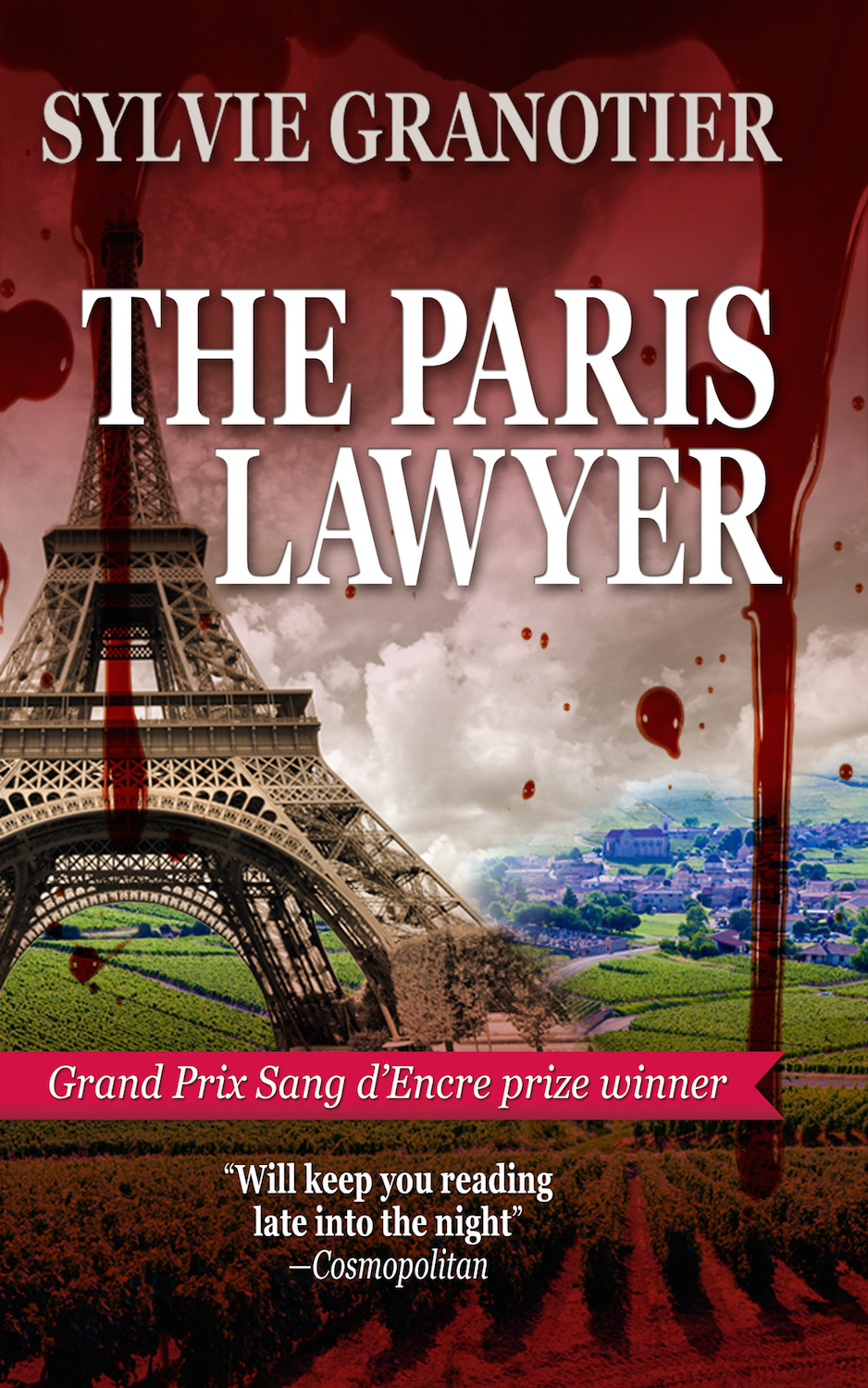 The Paris Lawyer cover