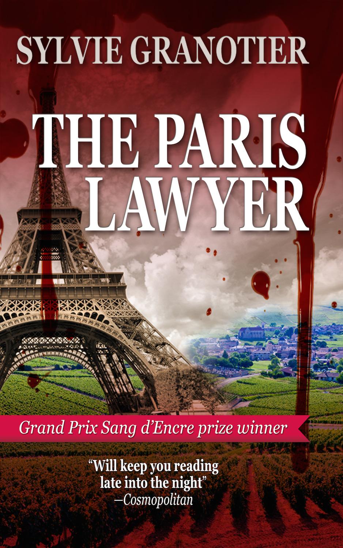 The Paris Lawyer cover