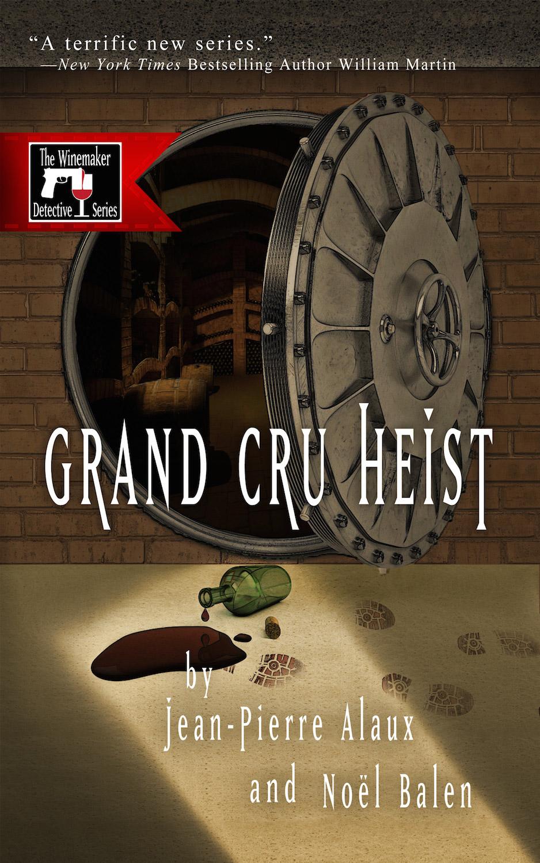 Grand Cru Heist cover