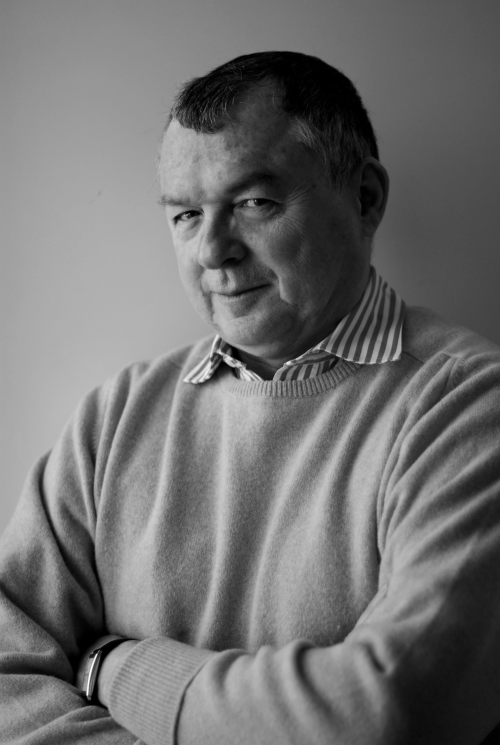 Top spy and award-winning thriller writer Bernard Besson