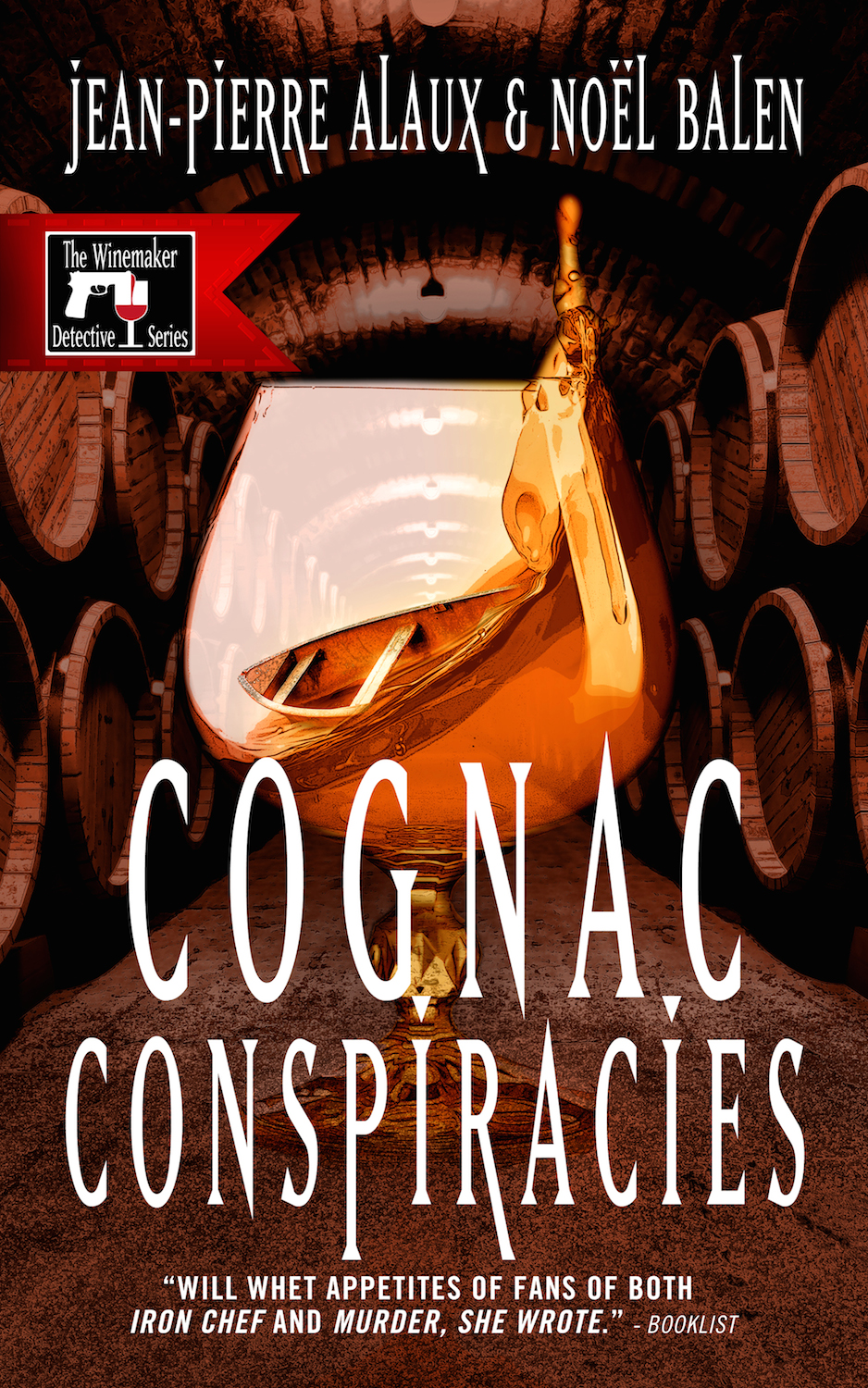 The Winemaker Detective goes to Cognac