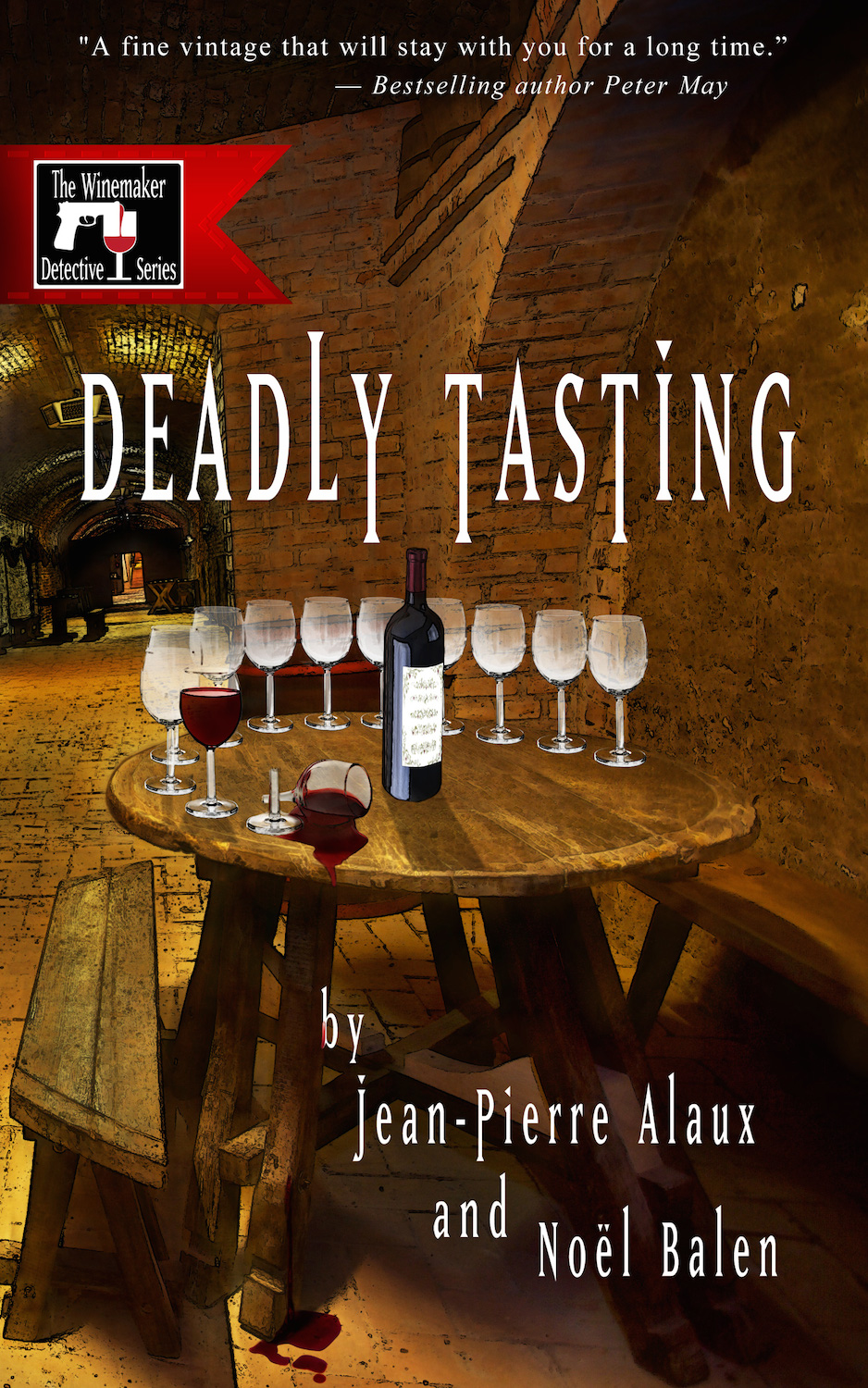When wine tasting turns to murder