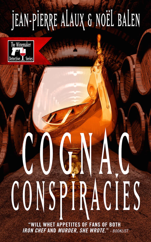 The Winemaker Detective in Cognac