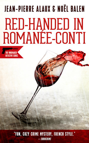 A fun French mystery, with wine and food and travel.
