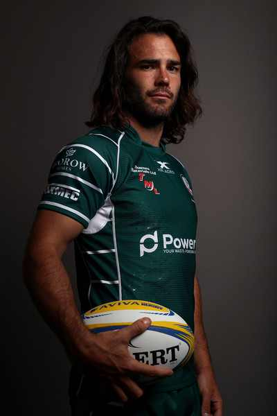 London Irish   Tricca are proud to support London Irish and this season we sponsor Luke McLean