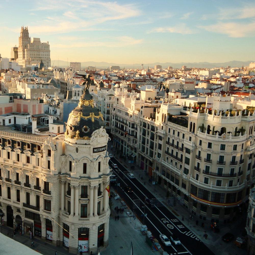 Madrid   Dates TBA
