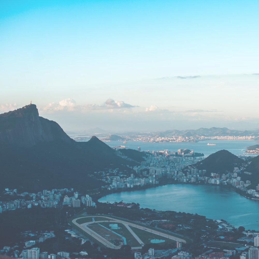 Rio de Janeiro   + February 20.-21. 2019 + August 2019 (Dates TBA)   Link to our local partner site
