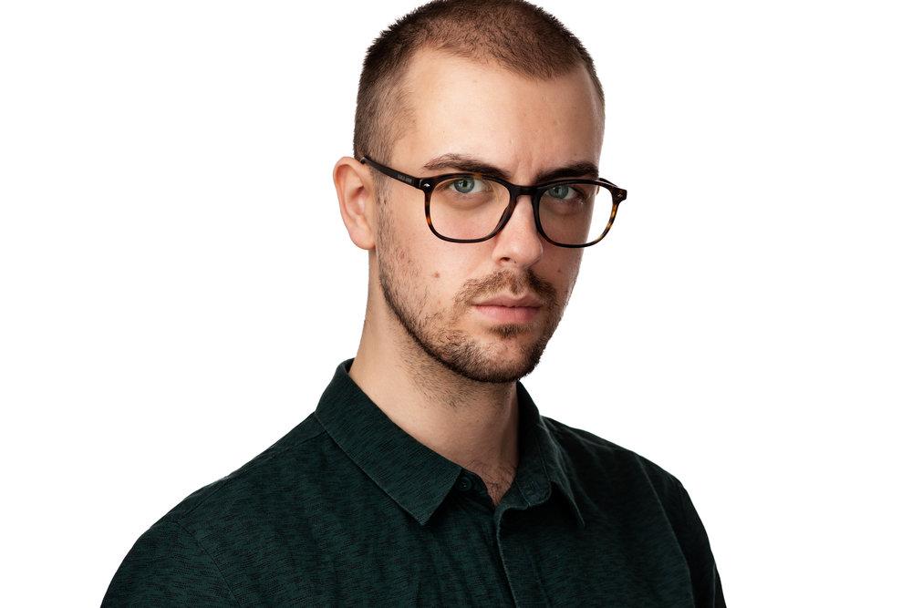 Elias Ljungberg Headshot