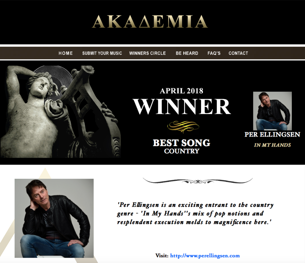 AkademiaMusicAwards-PerEllingsen-Winner2018