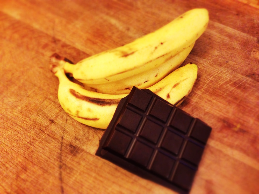 Banana and Chocolate