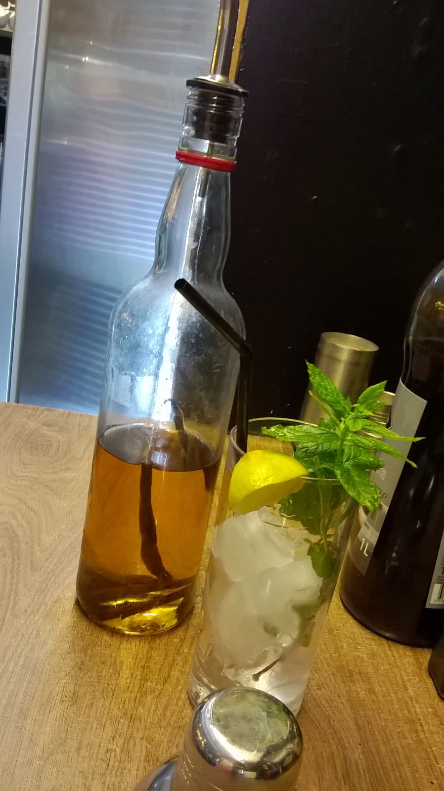 Craft Infused Spirits - In house crafted spirits with fruit and berries grown in our own back garden.