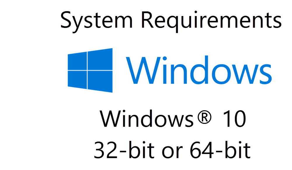Speaktoyourmind system requirements include microsoft windows version 10, 32-bit or 64-bit