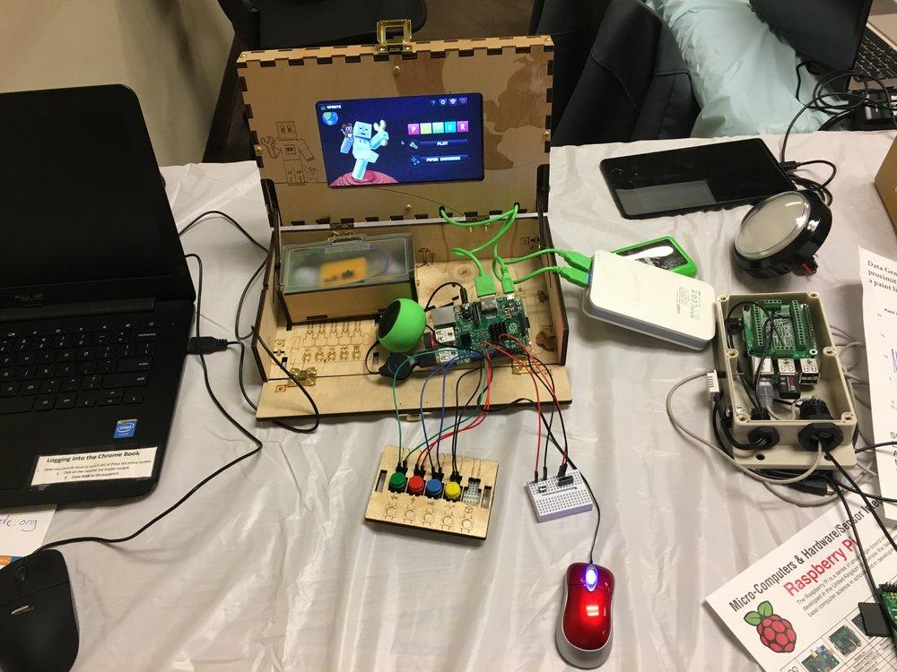 Wayne County Mini Maker Faire