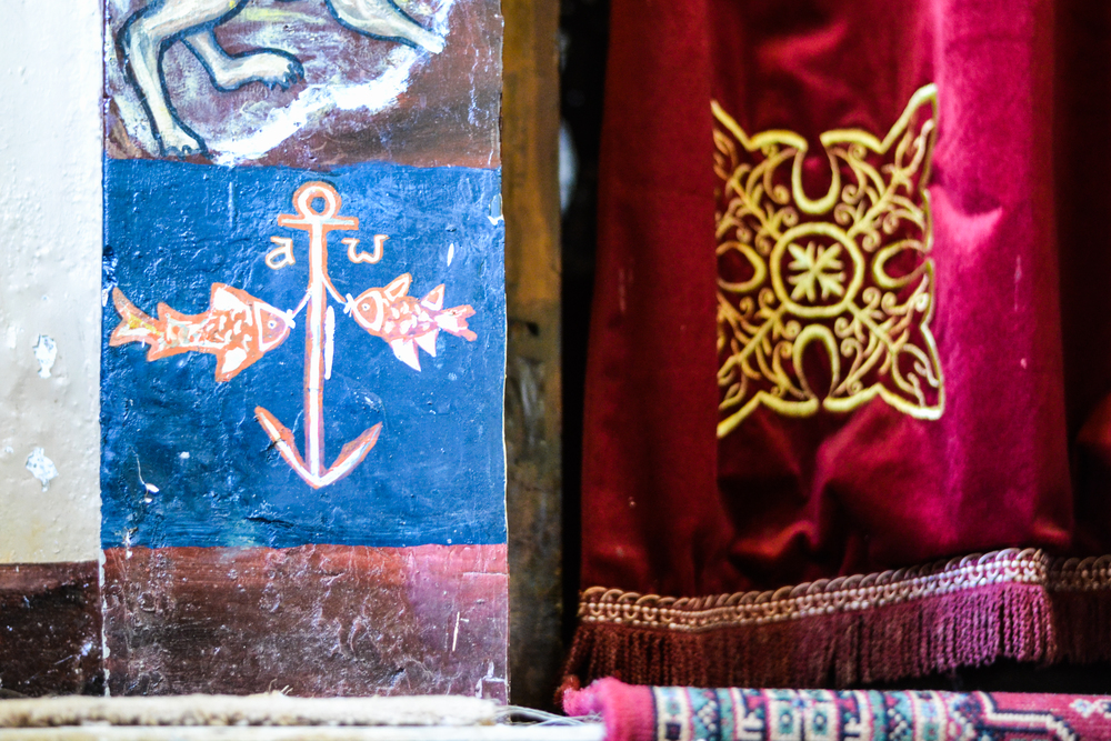 coptic iconstasis in kenya