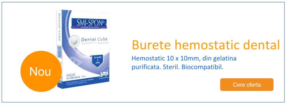 burete hemostatic