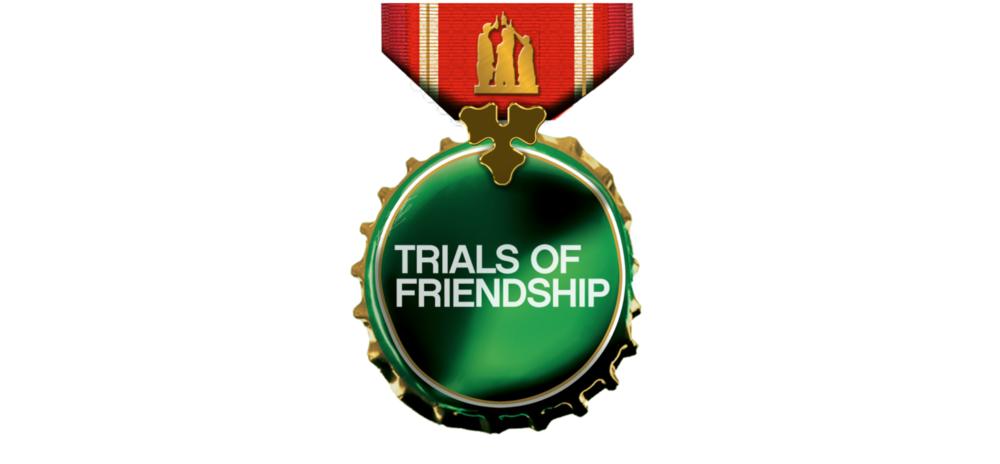 Carlsberg. Trials of Friendship