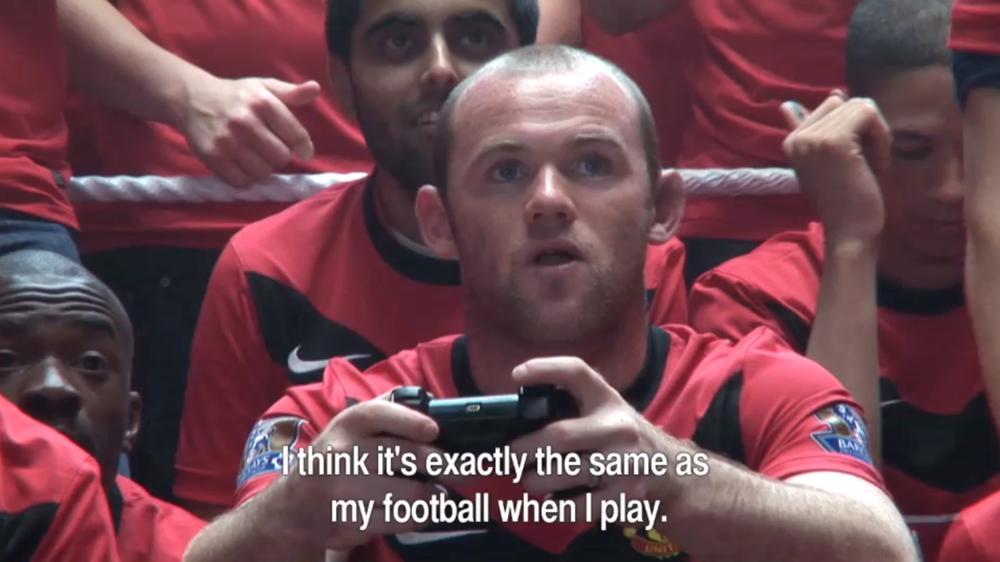 FIFA 10. Documentary