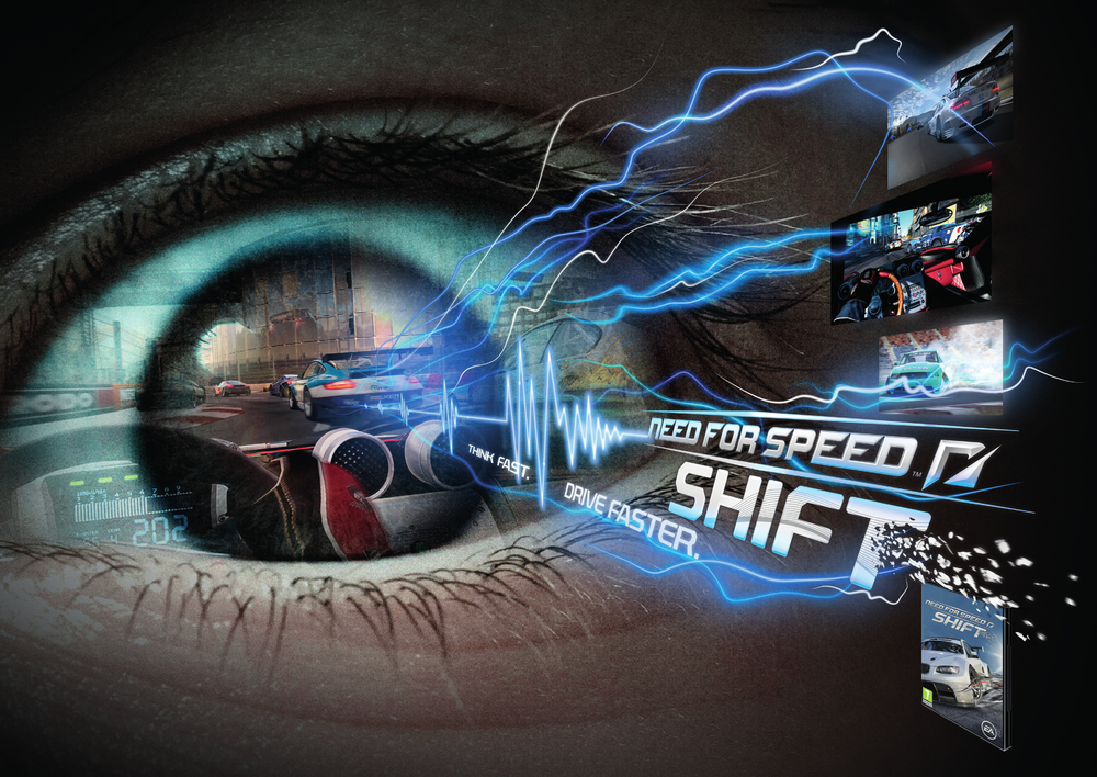 Electronic Arts. Need For Speed Shift