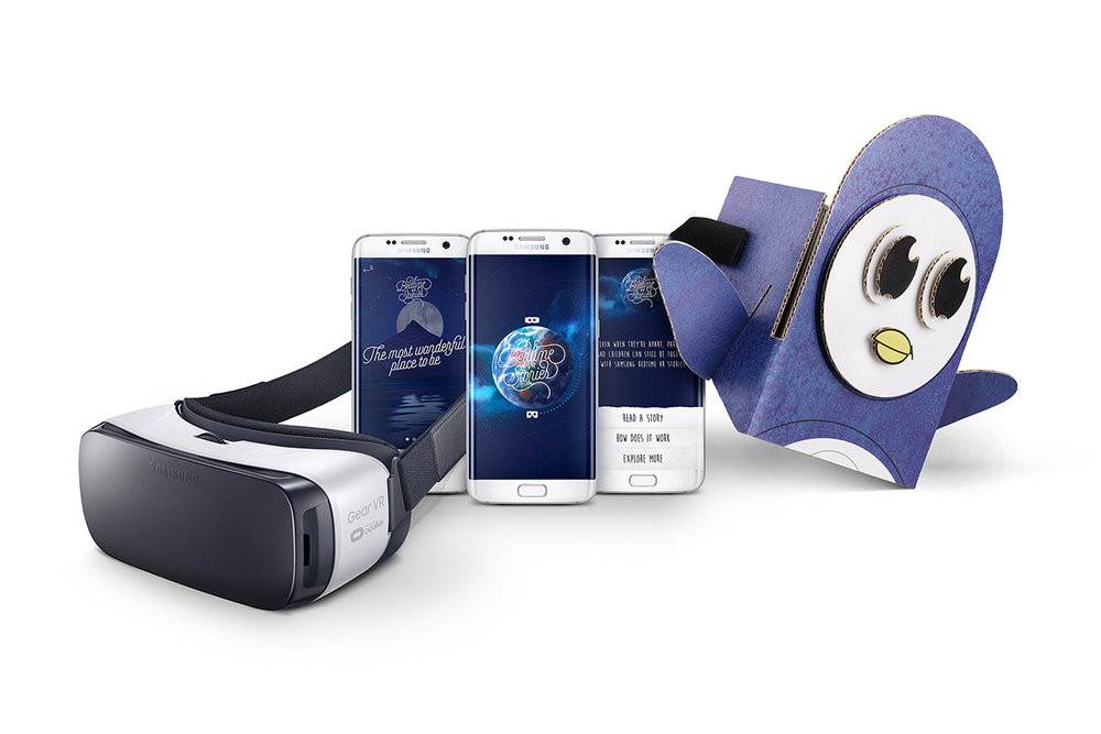 SAMSUNG BEDTIME VR STORIES