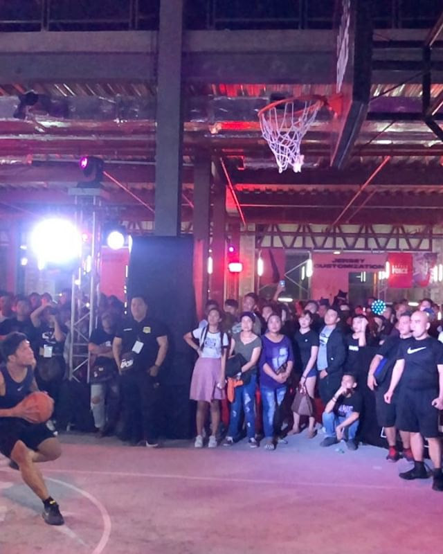 Nike Battle Force Live  Thank your for an amazing night. #SlamDunk #BattleForce #Live #nikebasketball #BBH  Watch the live highlights here: @slamonlineph @myxph @purveyr