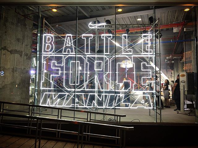 Battle Force Live #BBHSingapore Check out our live stories with our media partners @myxph  @slamonlineph @purveyr #BattleForce