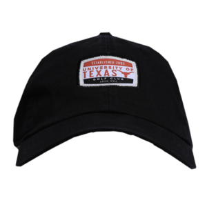 46feb72ae34a1 Ahead University of TX Ticket Patch Hat. 29.00. blk.est2003.png