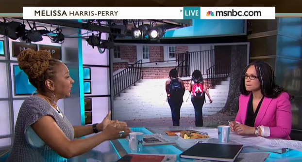 CLICK HERE TO SEE THE INTERVIEW ON MSNBC'S MELISSA HARRIS-PERRY- 2/21/15 (1:09:30)