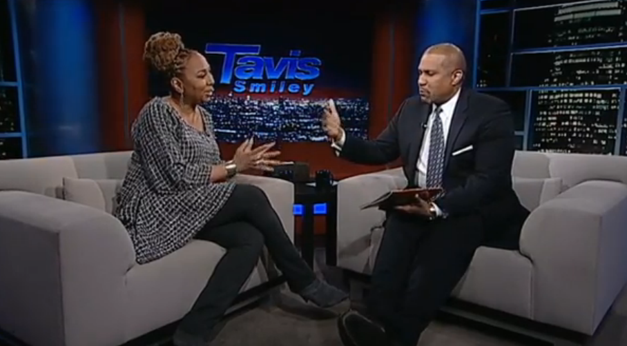 CLICK HERE   TO WATCH THE INTERVIEW ON PBS'S TAVIS SMILEY SHOW- 2/26/15