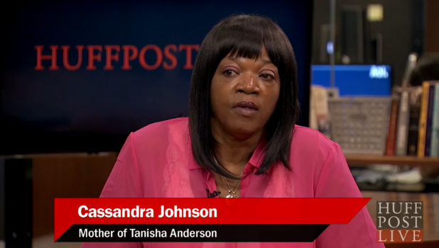 """Remembering Black Women Lost to Police Violence,"" Huffington Post Live, 5/21/15"
