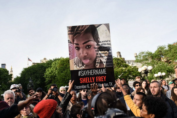 """4 Lessons All Activists Can Take Away from the Womanist Organizing of #SayHerName,"" For Harriet, 6/5/15"