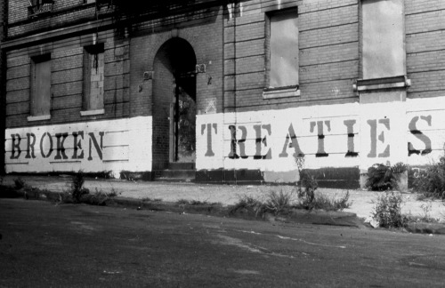 Broken Treaties Aapf