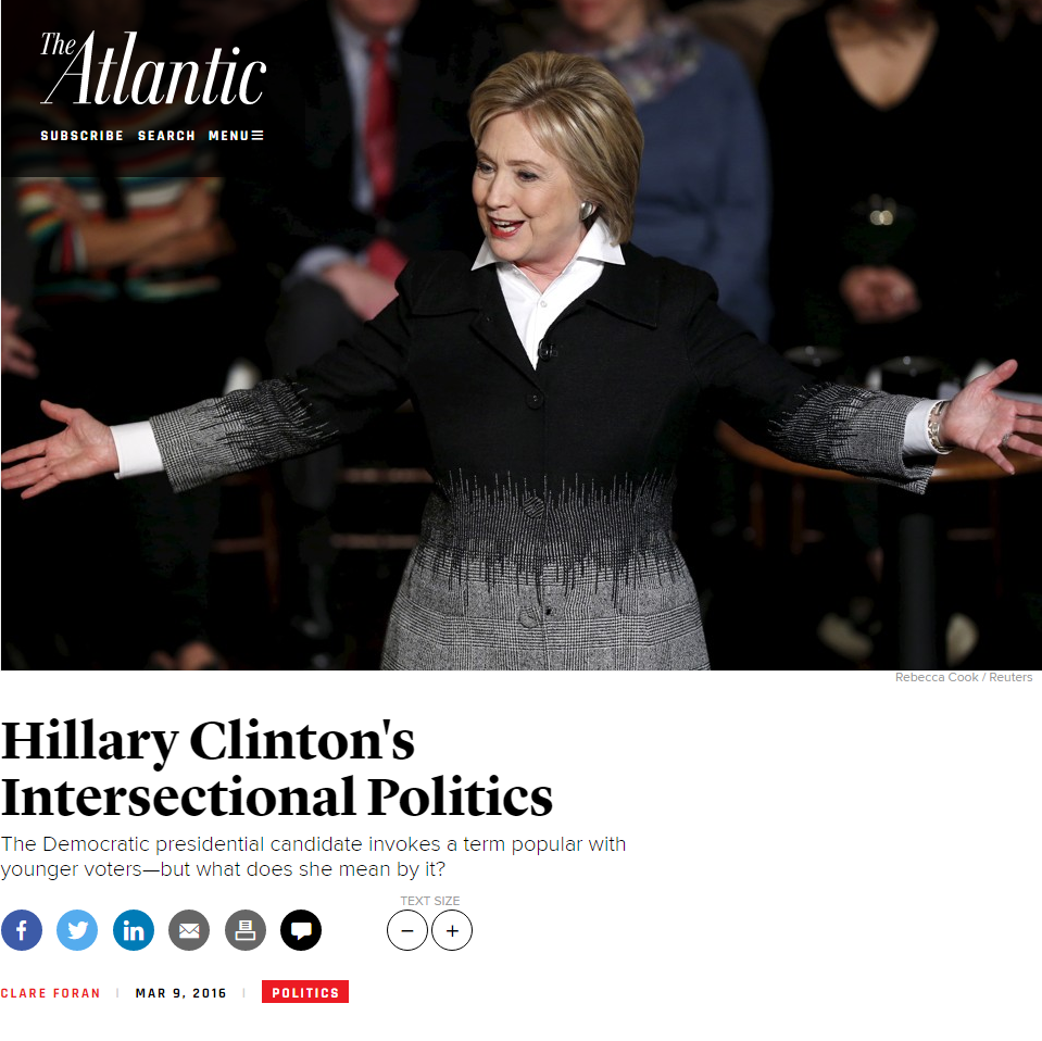 The Atlantic, March 9, 2016