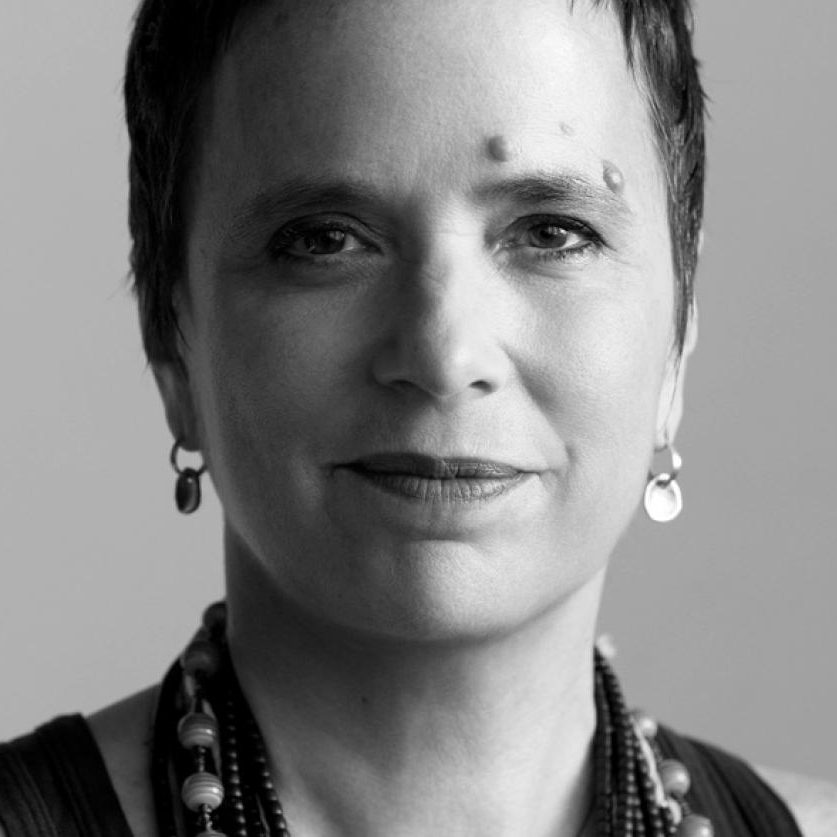 Eve Ensler  Tony award winning playwright, performer and activist; Founder of V-Day and One Billion Rising
