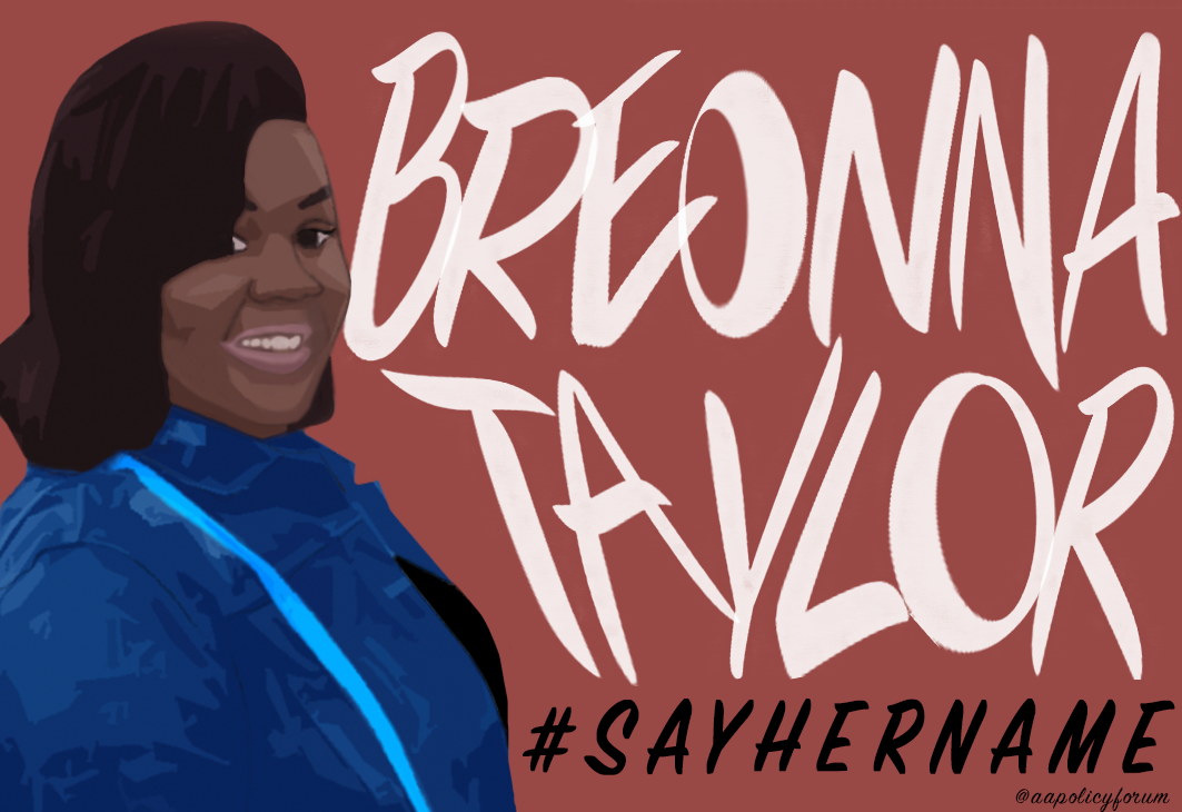 Sayhername Breonna Taylor A Statement From The Say Her Name Mothers Network Aapf