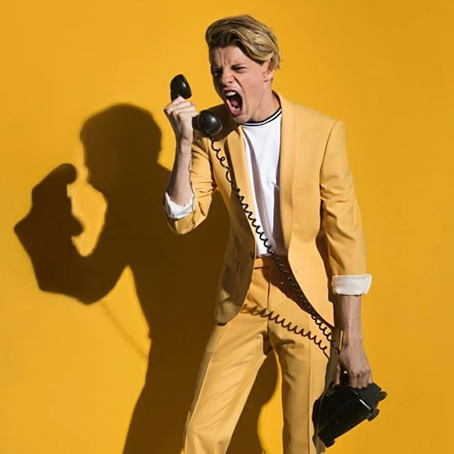 You've reached the voicemail of: @jacenorman  #JaceNorman 📸: @stephenbusken