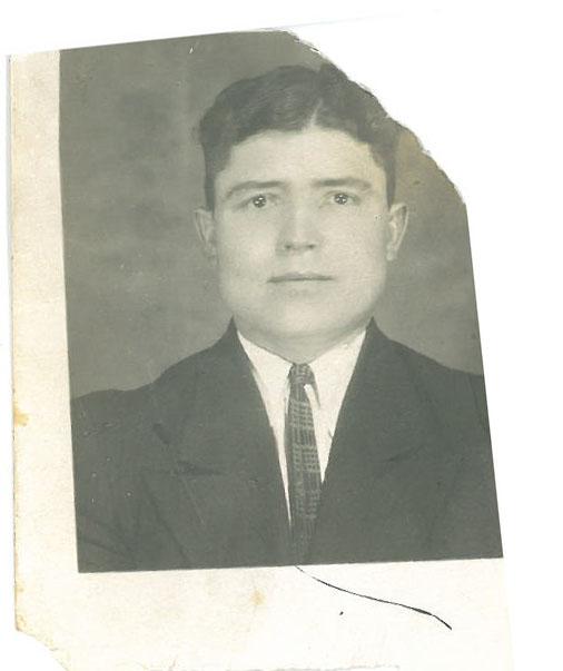 Germano Conti, immigrant and garlic steward