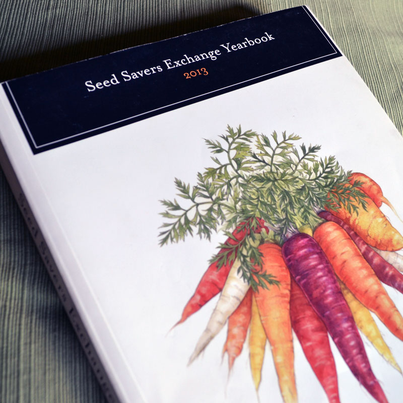Seed Savers Exchange Yearbook