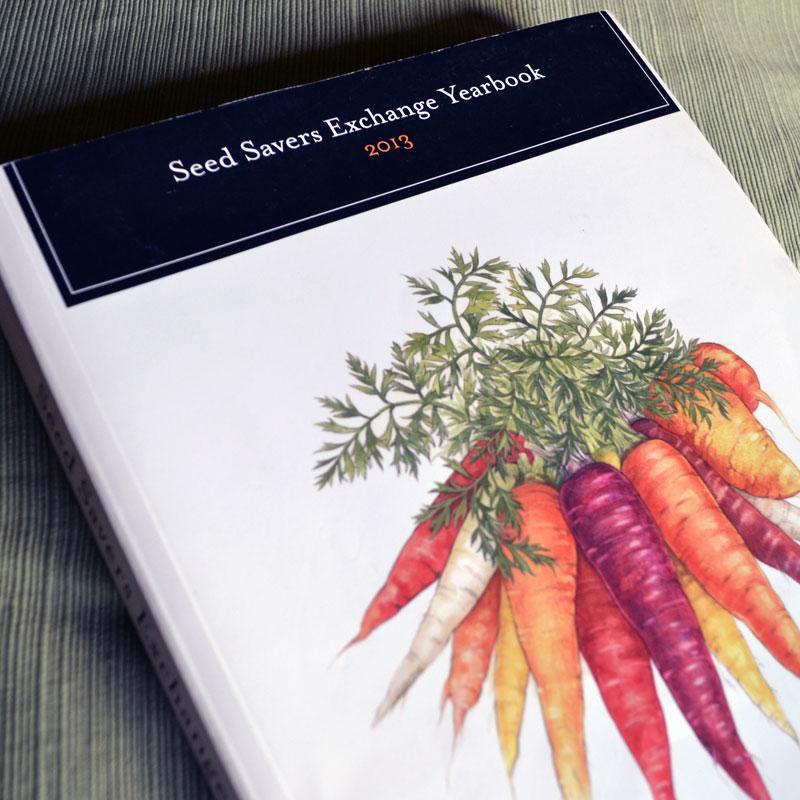 Seed Savers Exchange Yearbook