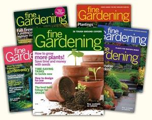 Fine Gardening Magazine
