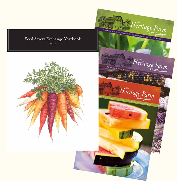 SSE's Yearbook and the Heritage Farm Companion