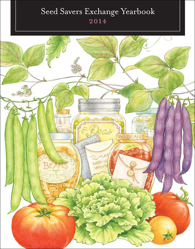 2014 Seed Savers Exchange Yearbook