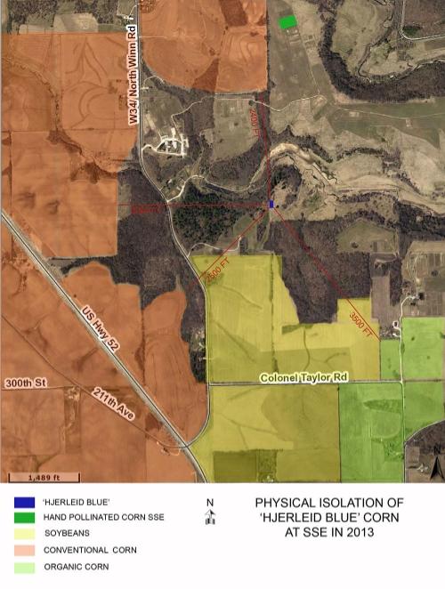 Heritage Farm Map
