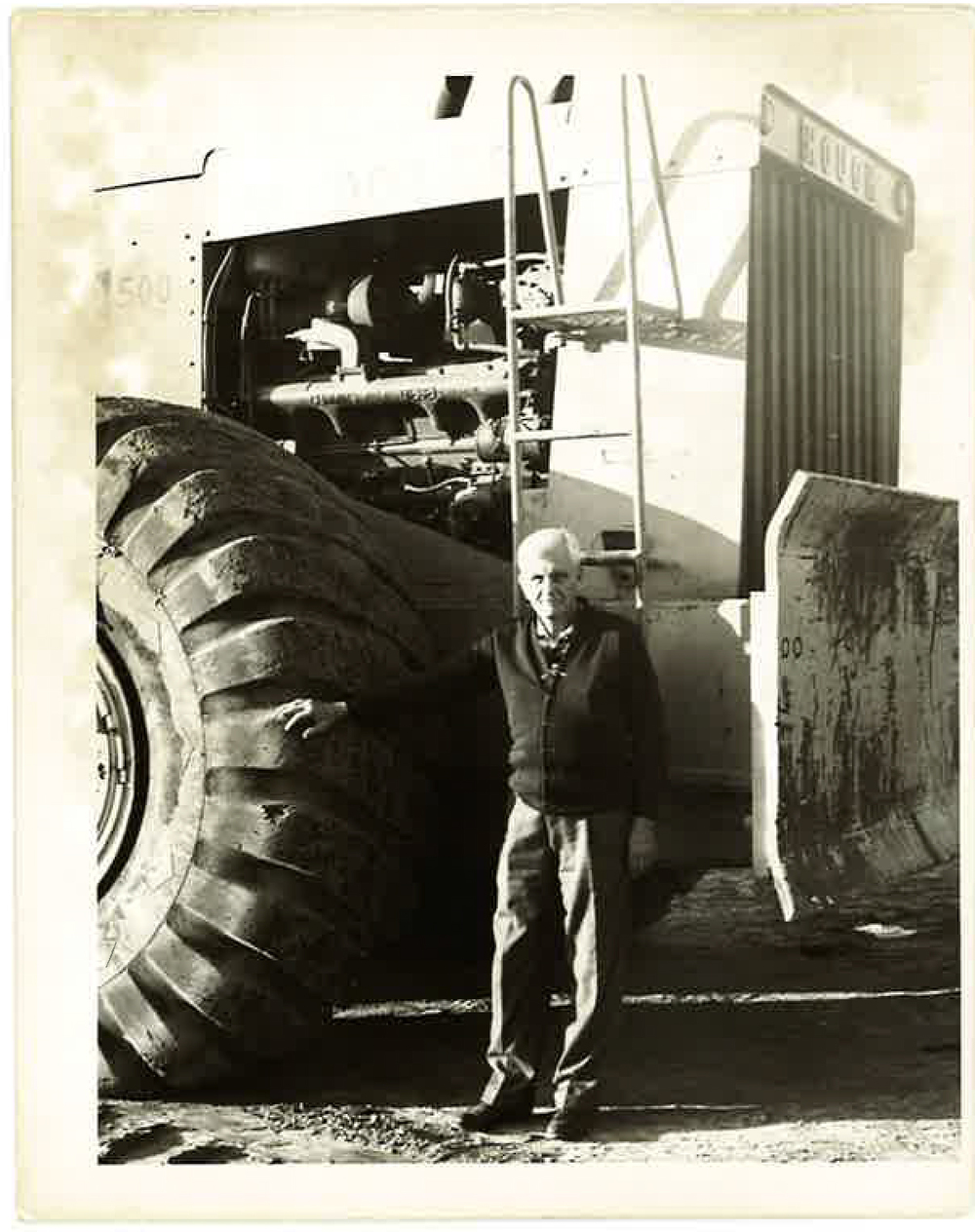 1970: Burt's collection started with his job as a traveling sales and service man for various farm machinery manufacturers. His position allowed him to meet people who saved their family heirlooms and others that just had some interesting seeds
