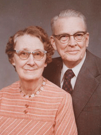 Margaret and Graham Collier