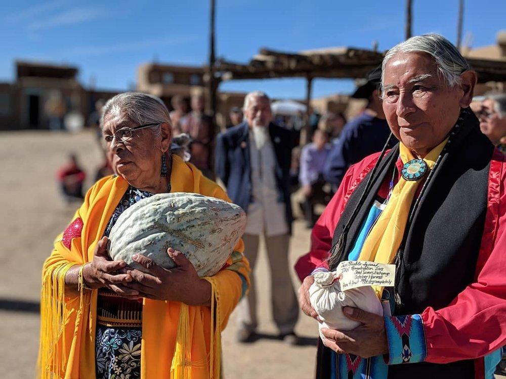 Taos Rematriation
