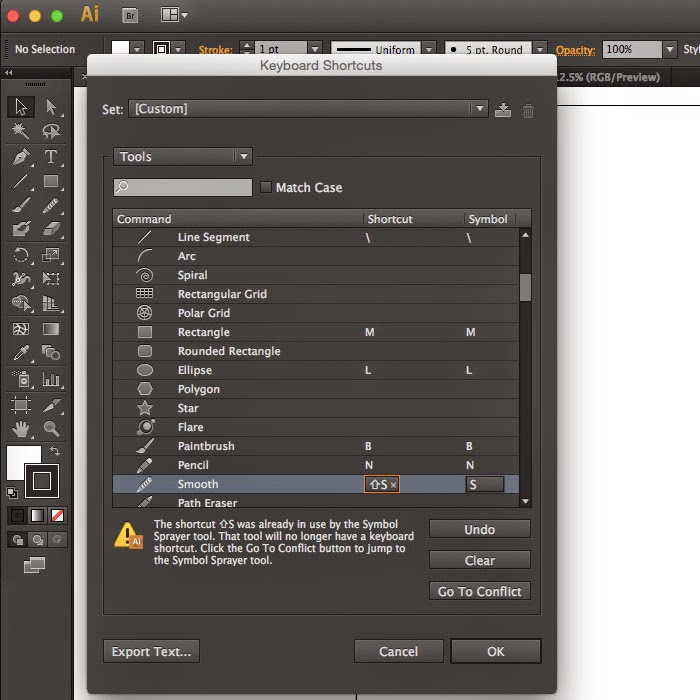 How to configure keyboard shortcuts in Adobe Illustrator - Hand Lettering Using a Wacom Tablet on HelloBrio.com