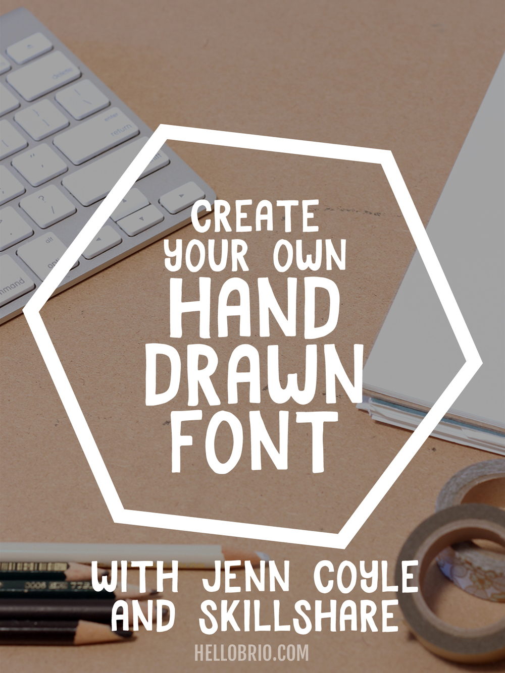 Paper to Digital: Create Your Own Hand Drawn Font