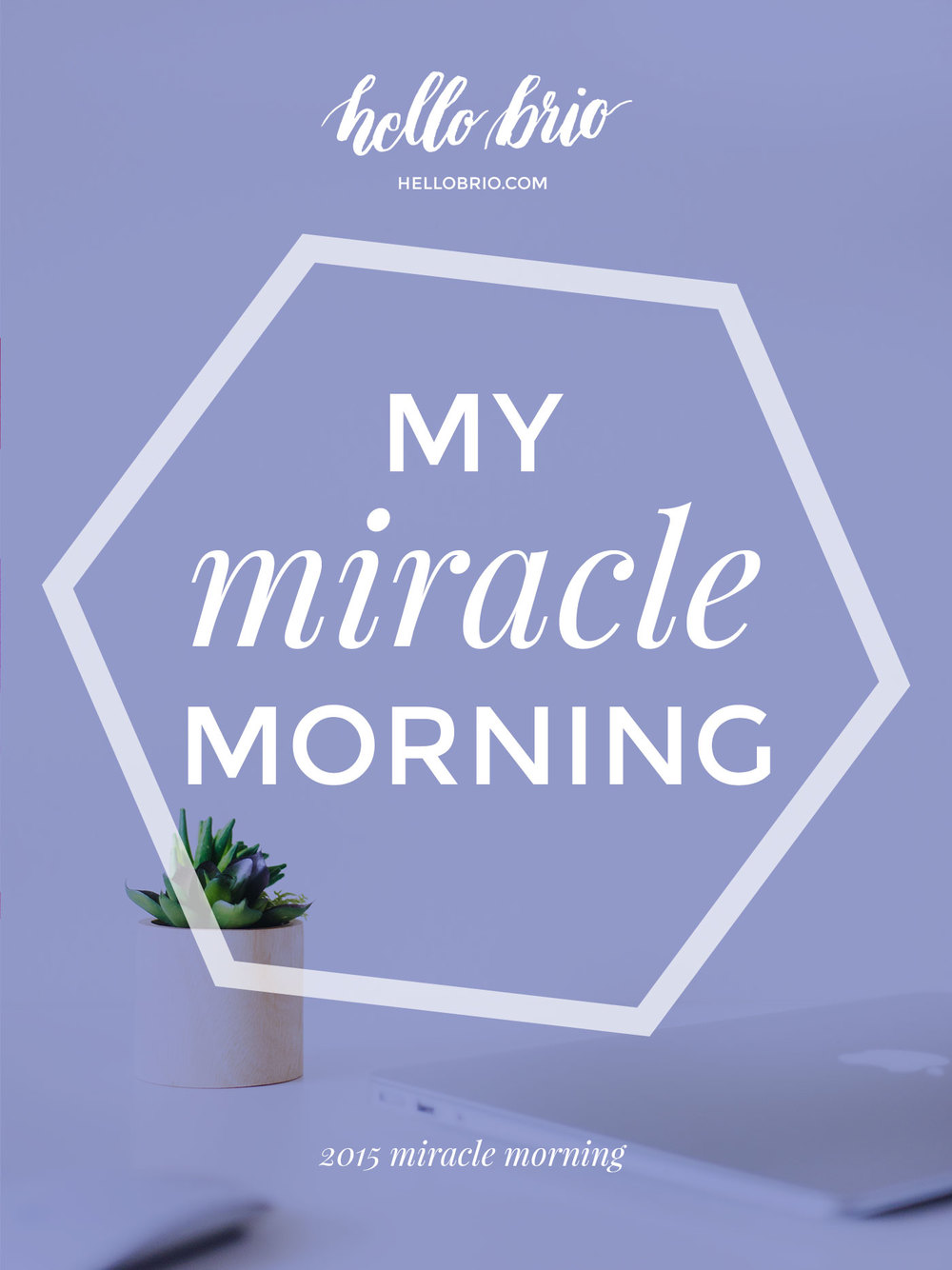 My experience with miracle morning via Hal Elrod's book miracle morning